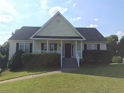 Clemmons Single Family Home For Sale: 2644 Wynbrook Drive