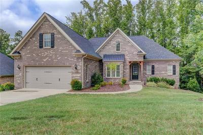 High Point Single Family Home For Sale: 2257 Cambridge Oaks Drive