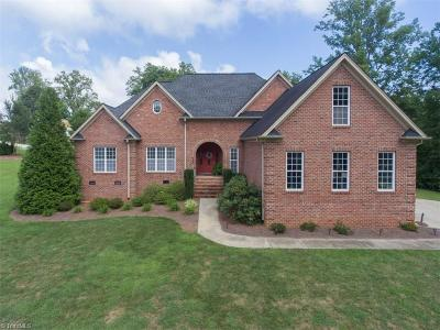 Mocksville Single Family Home For Sale: 117 Ridgehaven Place