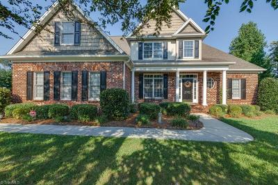 Advance Single Family Home For Sale: 118 Summer Sweet Drive