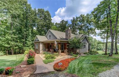 Single Family Home Closed: 1349 Crutchfield Road