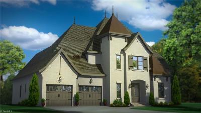 Winston Salem NC Single Family Home For Sale: $824,900