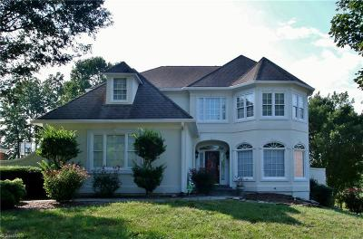Advance Single Family Home For Sale: 171 Isleworth Drive