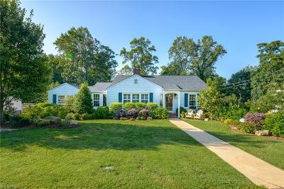 Ardmore Single Family Home For Sale: 2410 Hoyt Street