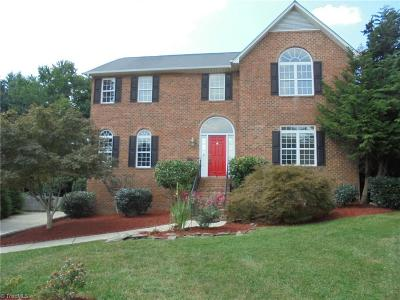 Kernersville Single Family Home For Sale: 120 Anne Tyler Court