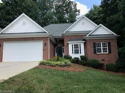 Clemmons Single Family Home For Sale: 150 Stadium Oaks Drive