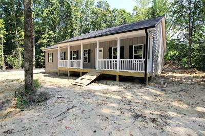 Kernersville Single Family Home For Sale: 9210 Stunstall Road