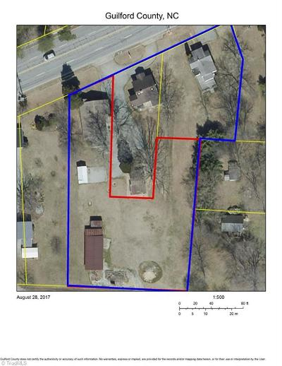 Guilford County Commercial Lots & Land For Sale: 1418 Lees Chapel Road