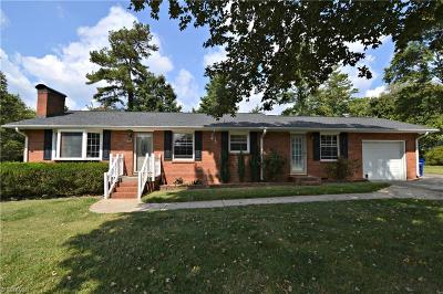 Winston Salem Single Family Home For Sale: 4049 Avera Avenue