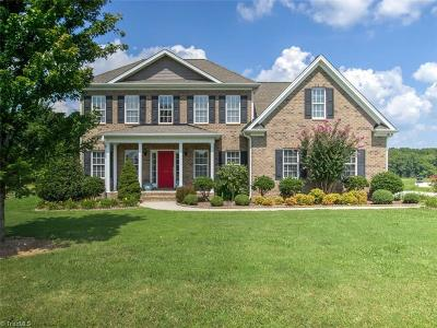 Stokesdale Single Family Home For Sale: 151 Willowbrooke Way