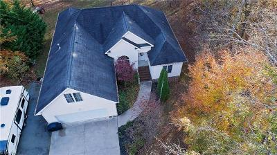 Alamance County Single Family Home For Sale: 3394 Rockcastle Court