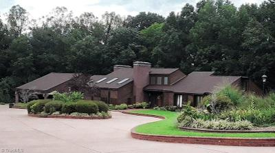 Single Family Home For Sale: 391 Lake Hill Drive