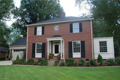 Alamance County Single Family Home For Sale: 590 Parkview Drive