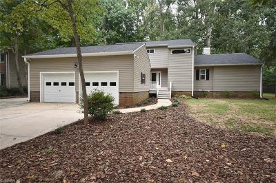 Alamance County Single Family Home For Sale: 113 Forestview Drive