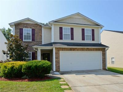 Kernersville Single Family Home For Sale: 4550 Brimmer Place Drive