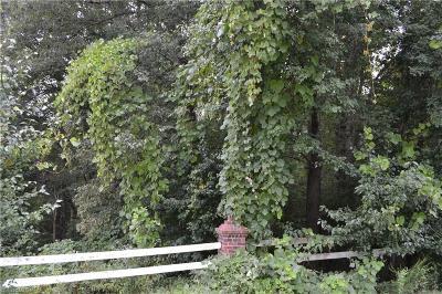 Oak Ridge Residential Lots & Land For Sale: 8101 Brittains Field Road