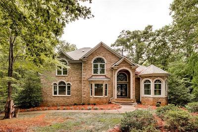 Greensboro Single Family Home For Sale: 6092 Brush Arbor Court
