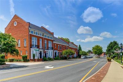 Guilford County Condo/Townhouse For Sale: 220 Martin Luther King Jr Drive