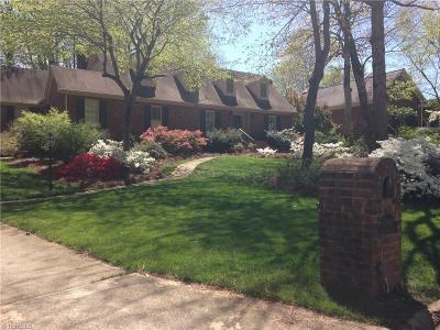 Guilford County Single Family Home For Sale: 3003 Duffield Drive