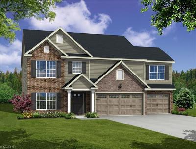 Kernersville Single Family Home For Sale: 8772 Drummond Estates Drive