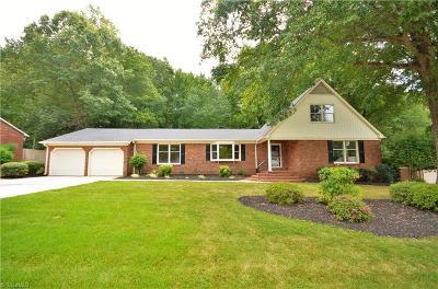 Kernersville Single Family Home For Sale: 1008 Branchwood Drive