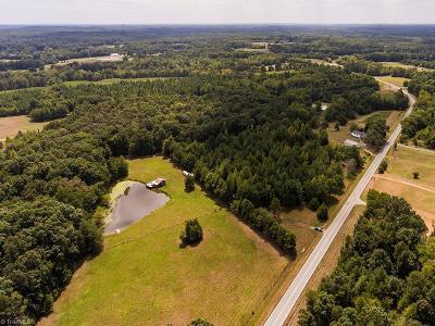 Alamance County Residential Lots & Land For Sale: Quakenbush Road