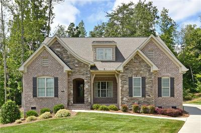 Winston Salem Single Family Home For Sale: 1182 Downing Creek Court