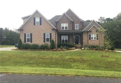 Kernersville Single Family Home For Sale: 4018 Ridgeline Drive