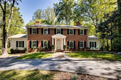 Winston Salem Single Family Home For Sale: 333 Pine Valley Road