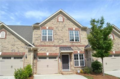 High Point Condo/Townhouse For Sale: 756 King Fisher Lane #Lot 173