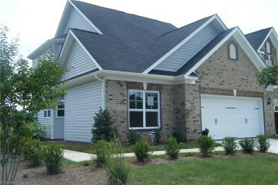 High Point Condo/Townhouse For Sale: 3537 Timbergate Lane #Lot 166