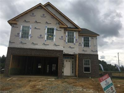 Gibsonville Single Family Home For Sale: 103 Emerald Drive