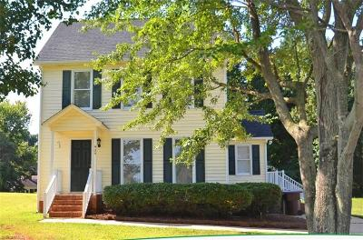 Greensboro Rental For Rent: 404 Peach Orchard Drive