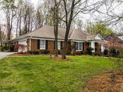 Guilford County Single Family Home For Sale: 217 Staunton Drive