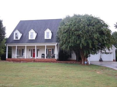 Advance Single Family Home For Sale: 182 Talwood Drive