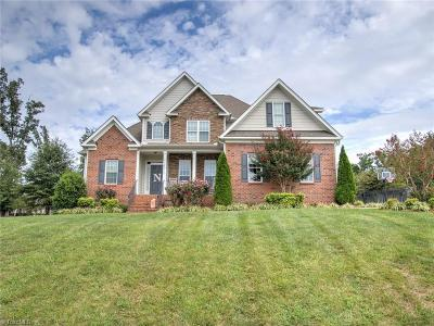 Browns Summit Single Family Home For Sale: 8320 Dorwood Drive