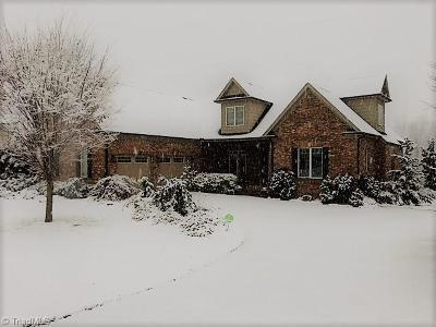 Winston Salem Single Family Home For Sale: 427 Spring Lake Farm Circle