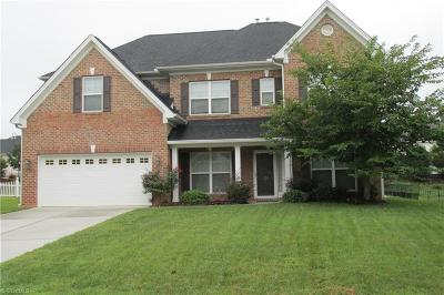 Kernersville Single Family Home For Sale: 1126 Daylilly Court