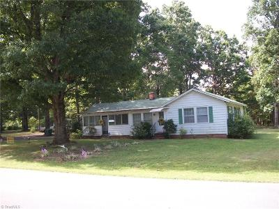 Stoneville Single Family Home For Sale: 1022 Eden Road