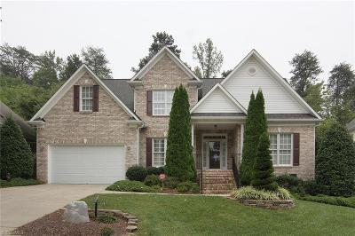 Greensboro Single Family Home For Sale: 2417 Retriever Lane