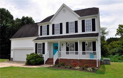 Single Family Home For Sale: 1420 Old Salem Court