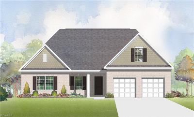 Pfafftown Single Family Home For Sale: 4560 Olivine Lane