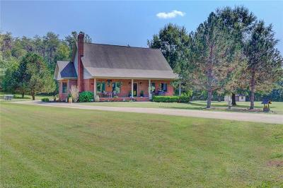Reidsville Single Family Home For Sale: 323 Chickasaw Drive