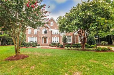 Cary NC Single Family Home For Sale: $750,000