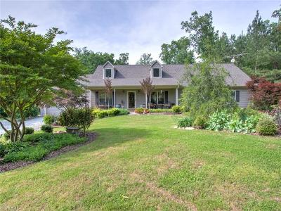 Alamance County Single Family Home For Sale: 4717 Stafford Mill Road