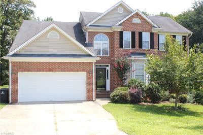 Pfafftown Single Family Home For Sale: 4102 Turnberry Park Court