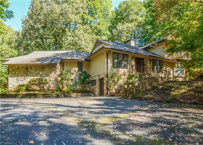 Jamestown Single Family Home For Sale: 2510 Riverbend Road