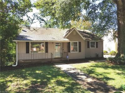 Single Family Home For Sale: 2430 Queen Street