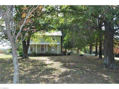 Oak Ridge Single Family Home Due Diligence Period: 8425 W Harrell Road