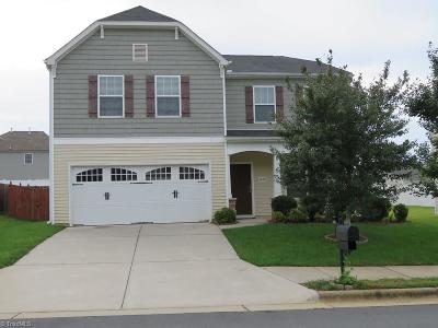 Single Family Home For Sale: 6608 Championship Drive